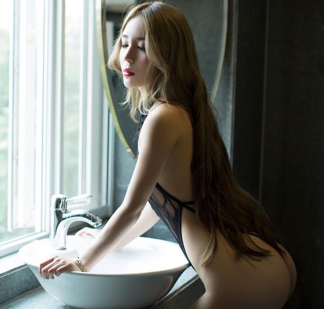 hot girl sieu quyen ru voi bikini ren mong 05244c Hot girl siêu quyến rũ với bikini ren mỏng