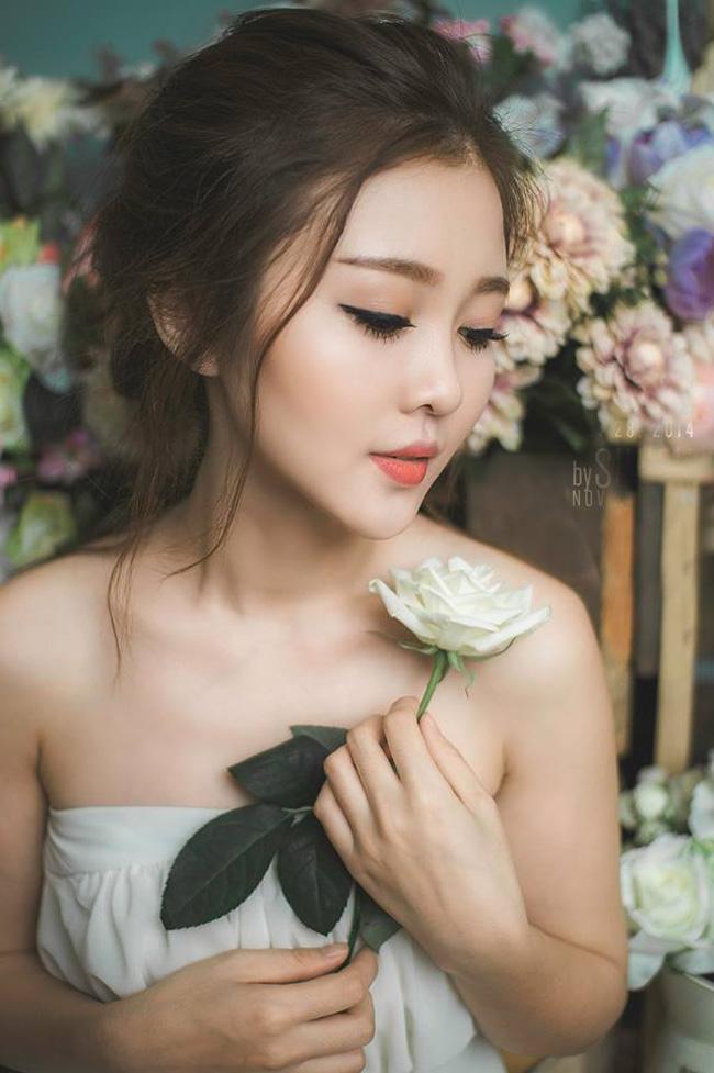ve dep sexy muot mat nhu hoa hau cua cac my nu dong hai viet e1e14d Vẻ đẹp, sexy mướt mắt như hoa hậu của các mỹ nữ đóng hài Việt