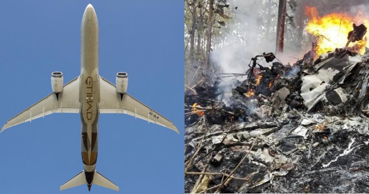 Bất ngờ số người tử vong vì tai nạn máy bay phản lực thương mại 2017