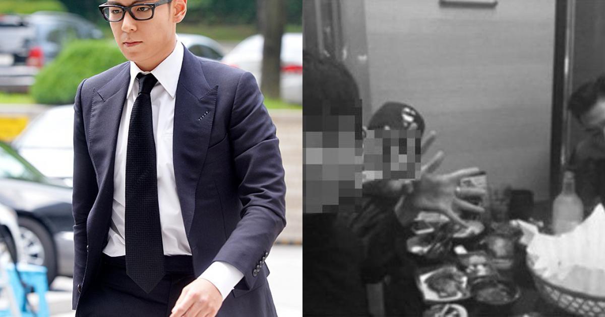 Netizen phẫn nộ vì T.O.P được chuyển đơn vị hậu lãnh án: Dùng cần sa, nhưng được chuyển sang vị trí nhẹ nhàng hơn?