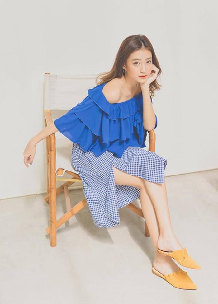3 nàng mẫu xinh hơn gái Hàn phủ sóng shop online từ Nam ra Bắc