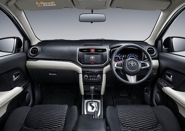 Toyota Rush 2018 chốt giá từ 404 triệu đồng