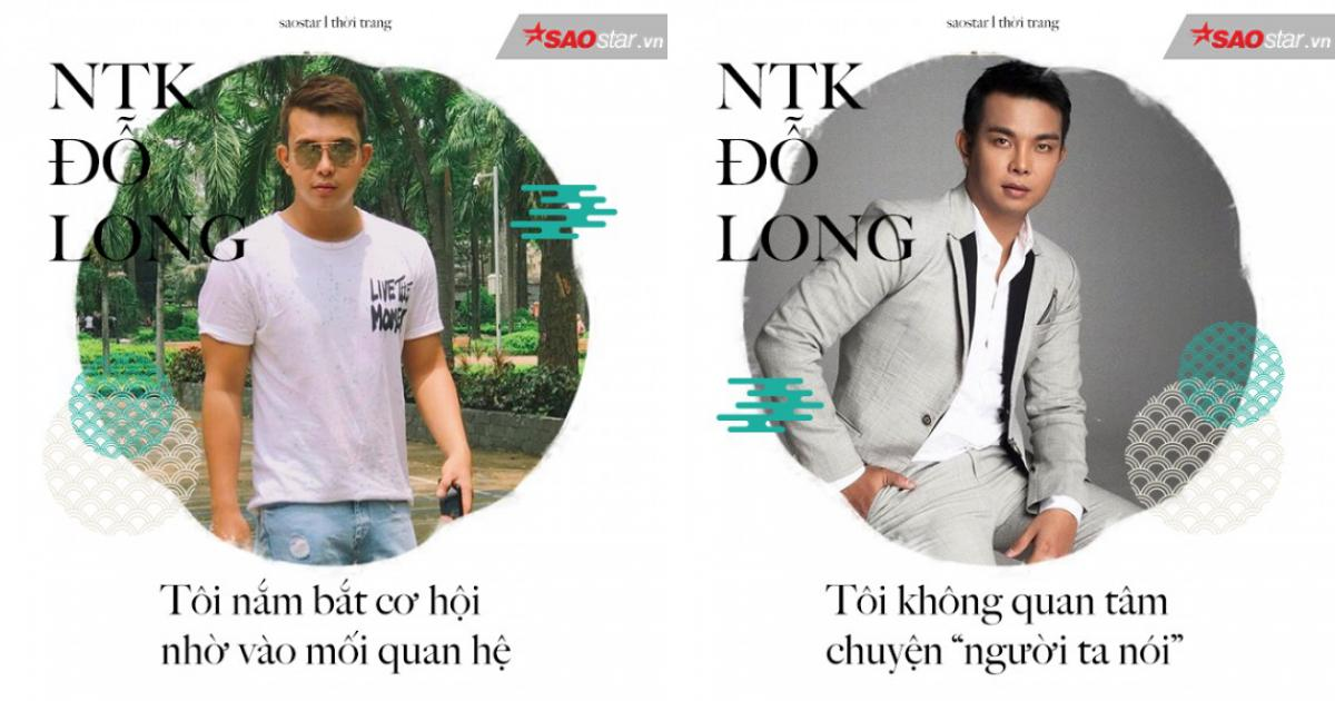 NTK Đỗ Long: 'Tôi chưa bao giờ trả chi phí để celeb hạng A mặc đồ của mình'