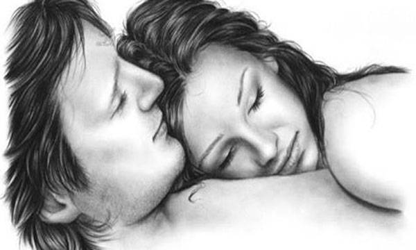 7 thói quen khi đi ngủ của những ông chồng yêu vợ. Đàn ông thế này chả bao giờ biết...