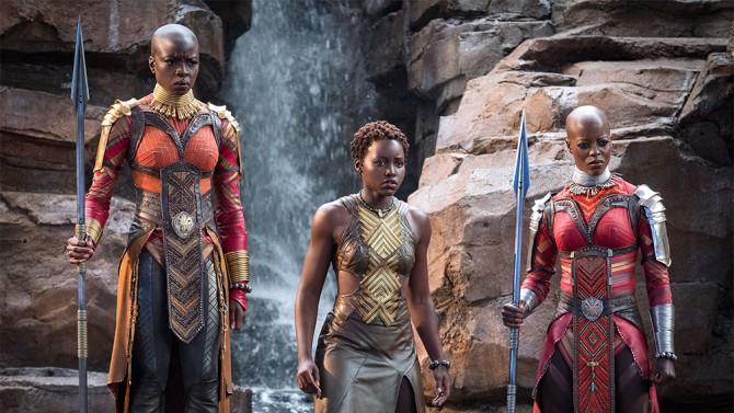 Black Panther tiếp tục tung thính về tên phản diện Killmonger trong trailer nóng hổi