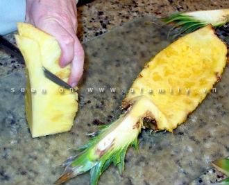 Tỉa trái cây nhanh mà đẹp, đơn giản mà bắt mắt - Hình 4