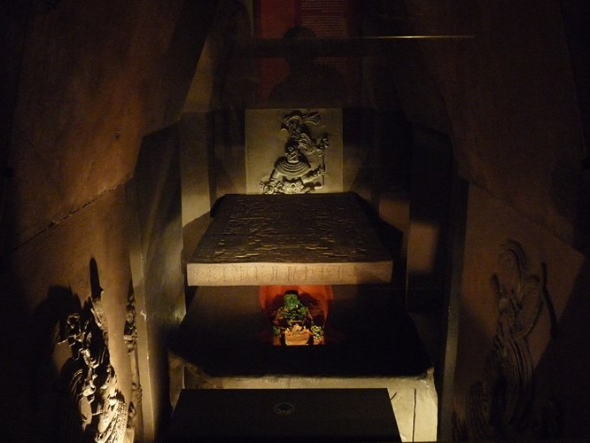 10 khu vực bí mật ở thành phố cổ của người Maya có thể bạn chưa biết - Hình 12