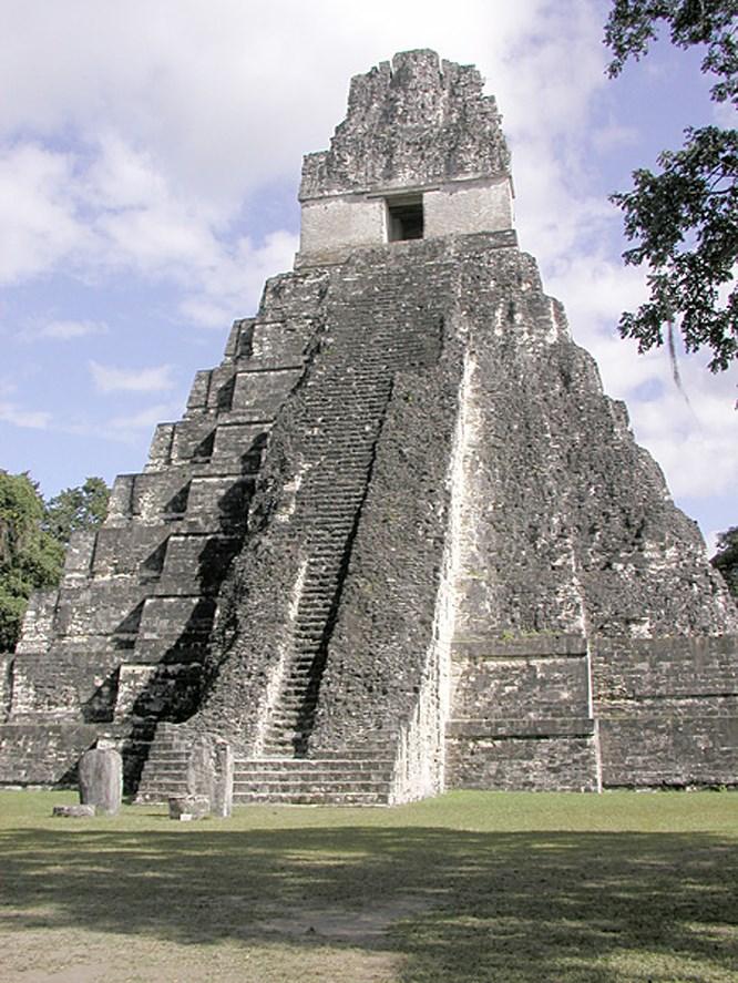 10 khu vực bí mật ở thành phố cổ của người Maya có thể bạn chưa biết - Hình 15