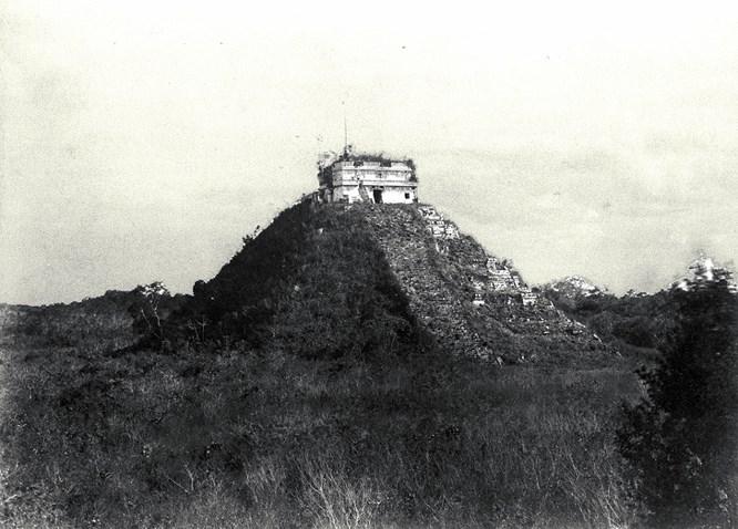 10 khu vực bí mật ở thành phố cổ của người Maya có thể bạn chưa biết - Hình 1
