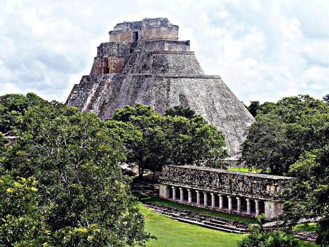 10 khu vực bí mật ở thành phố cổ của người Maya có thể bạn chưa biết - Hình 10