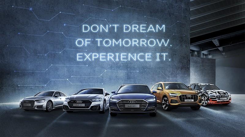 Audi Q8 chính thức ra mắt thị trường Đông Nam Á - Hình 1