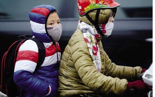 Bắc Bộ và Bắc Trung Bộ trời chuyển lạnh, dưới 20 độ C - Hình 1
