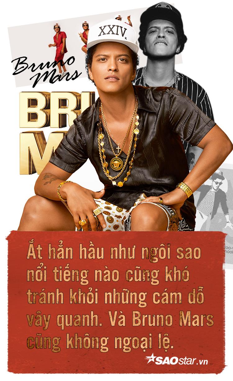Chàng trai đến từ Sao Hỏa Bruno Mars với lòng nhiệt thành cùng âm nhạc! - Hình 4