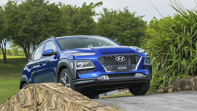 Chạy đà hoàn hảo, Hyundai Kona thách thức vị thế Ford EcoSport - Hình 1