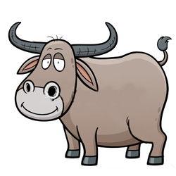 Con bò chậm tiêu - Hình 1