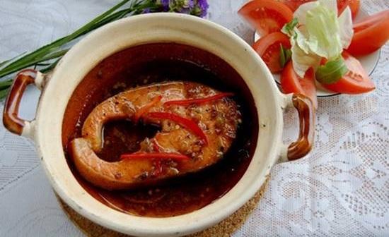 Công thức làm cá hồi kho tiêu cực đưa cơm ngày trở lạnh - Hình 6