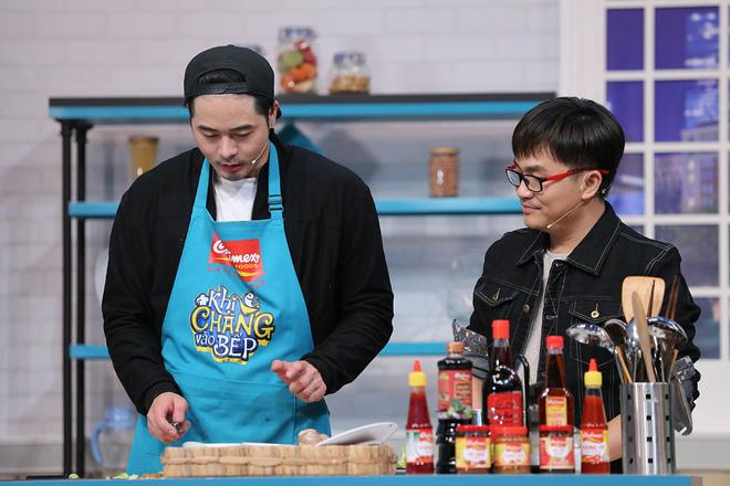 Hoàng Thùy, Cao Ngân không màng hình tượng, la hét đồng đội trong show nấu ăn - Hình 3