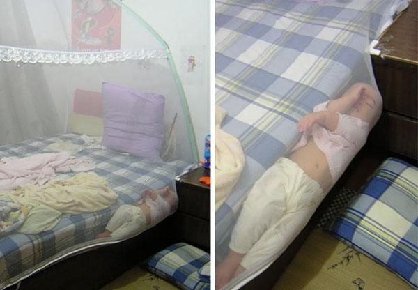 Khi các em bé ngủ bất cứ đâu chúng muốn - Hình 8