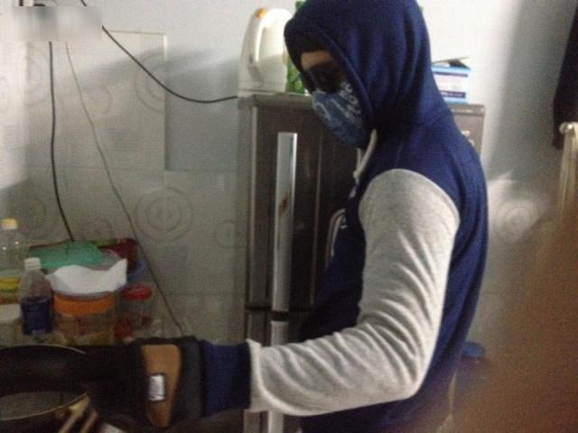 Khi đàn ông vào bếp thì các chị em chỉ có choáng thôi - Hình 8