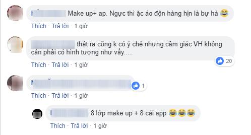 Make up và Photoshop quá đà, Việt Hương bị dân mạng mỉa mai già mà còn đua đòi - Hình 4
