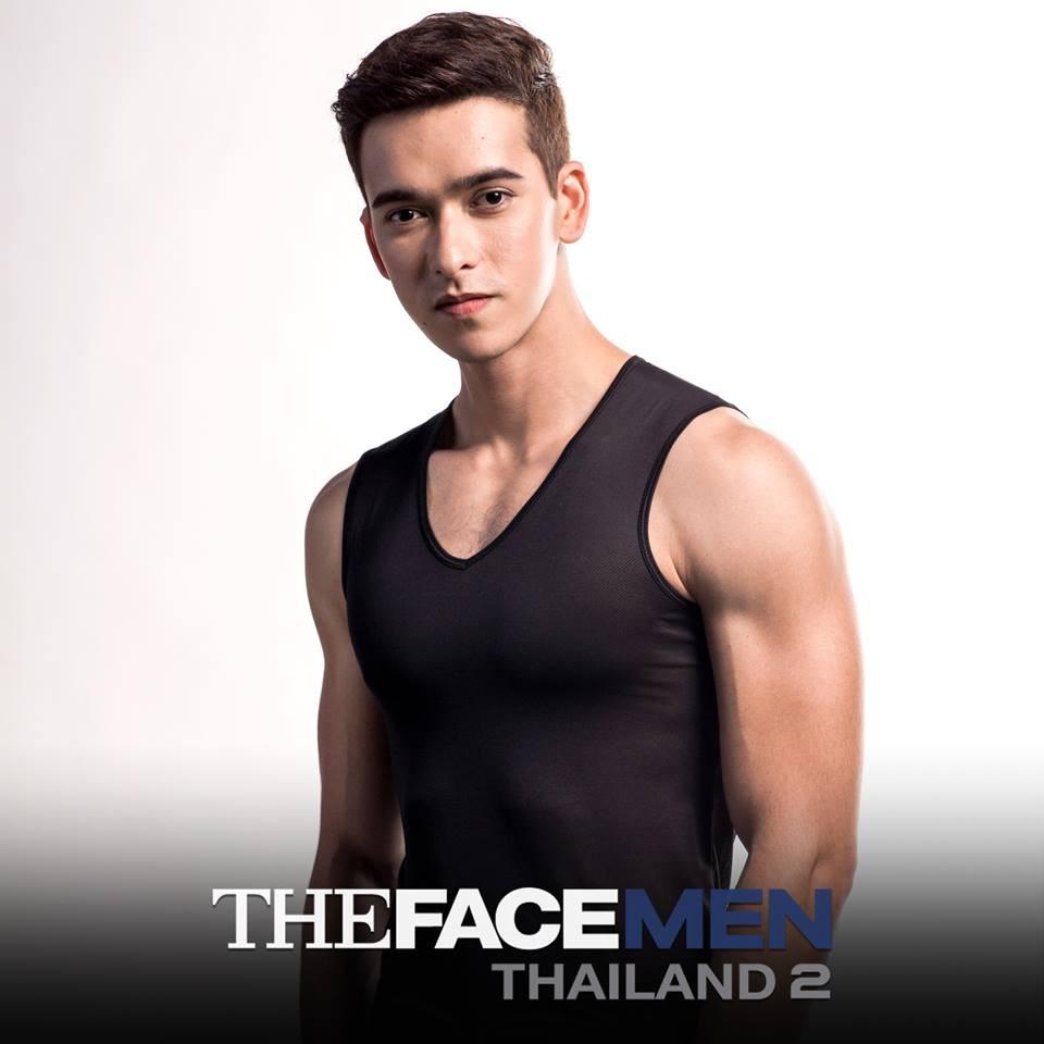Nhanh trí vén áo khoe cơ bụng, anh chàng này liền được chọn vào vòng trong The Face Men Thái! - Hình 2