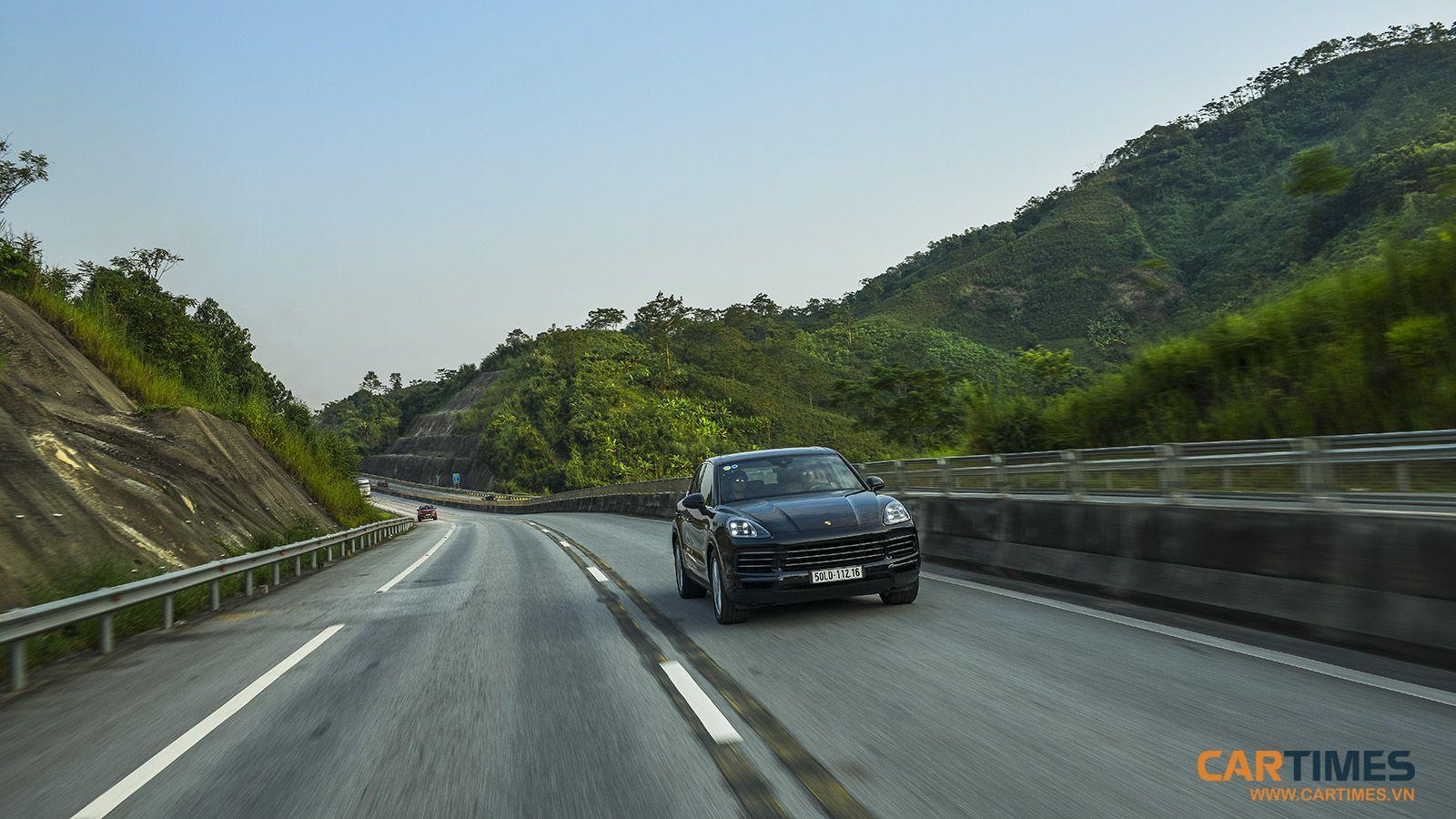 Porsche Cayenne và hành trình tìm vàng giữa lưng trời Đông Bắc - Hình 5