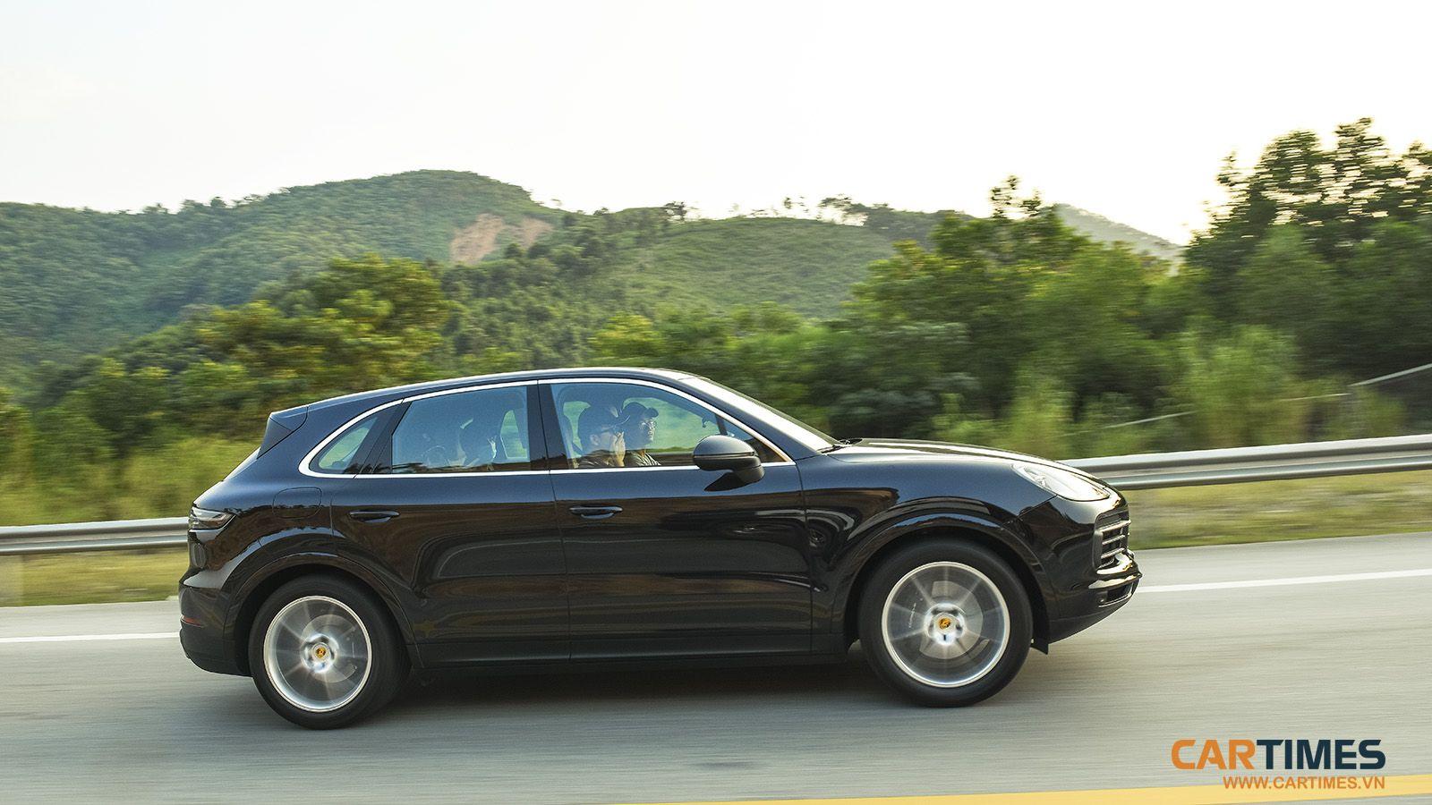 Porsche Cayenne và hành trình tìm vàng giữa lưng trời Đông Bắc - Hình 7