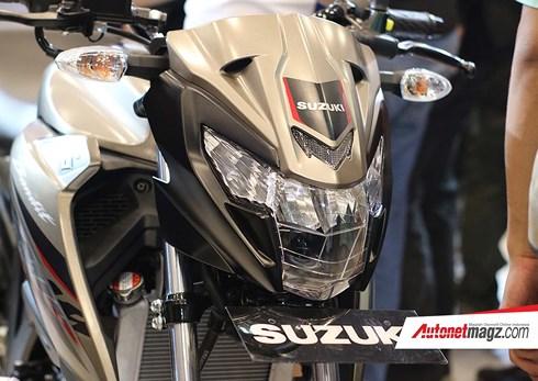 Suzuki GSX150 Bandit ra mắt tại Indonesia chỉ từ 40 triệu đồng - Hình 2