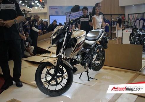 Suzuki GSX150 Bandit ra mắt tại Indonesia chỉ từ 40 triệu đồng - Hình 1