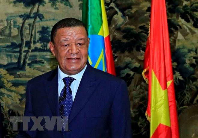 Tổng thống Ethiopia đề nghị Việt Nam mở lại ĐSQ tại Addis Ababa - Hình 1
