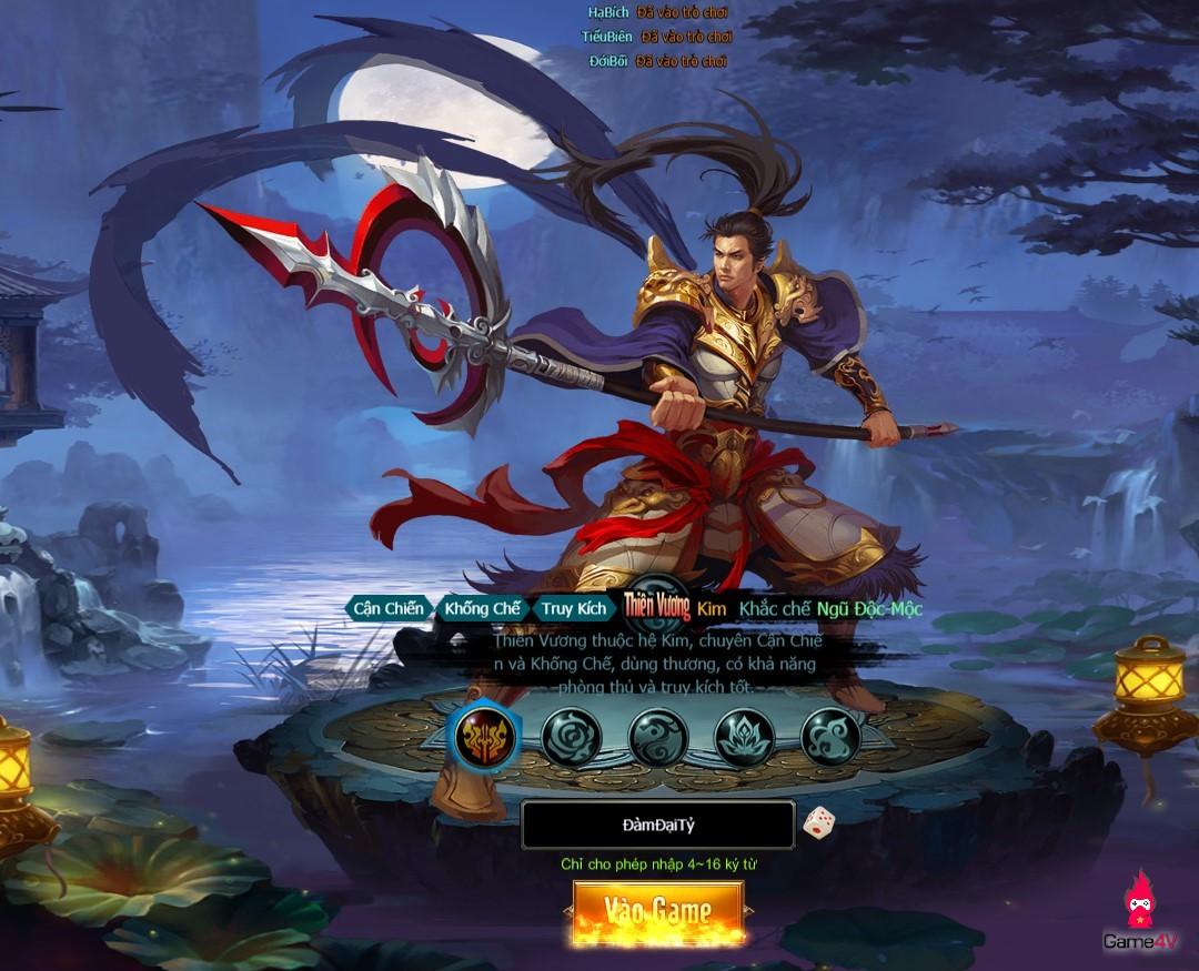 Võ Lâm Truyền Kỳ H5: Cơn gió lạ lôi cuốn game thủ - Hình 4