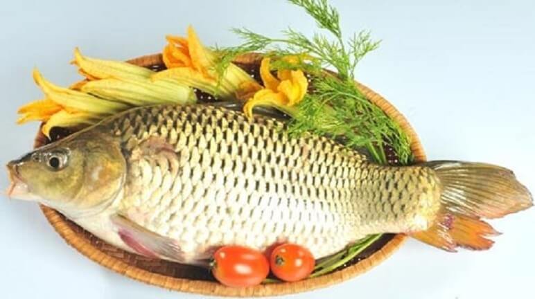 Hướng dẫn làm món cá chép om dưa chuẩn vị đơn giản - Hình 1