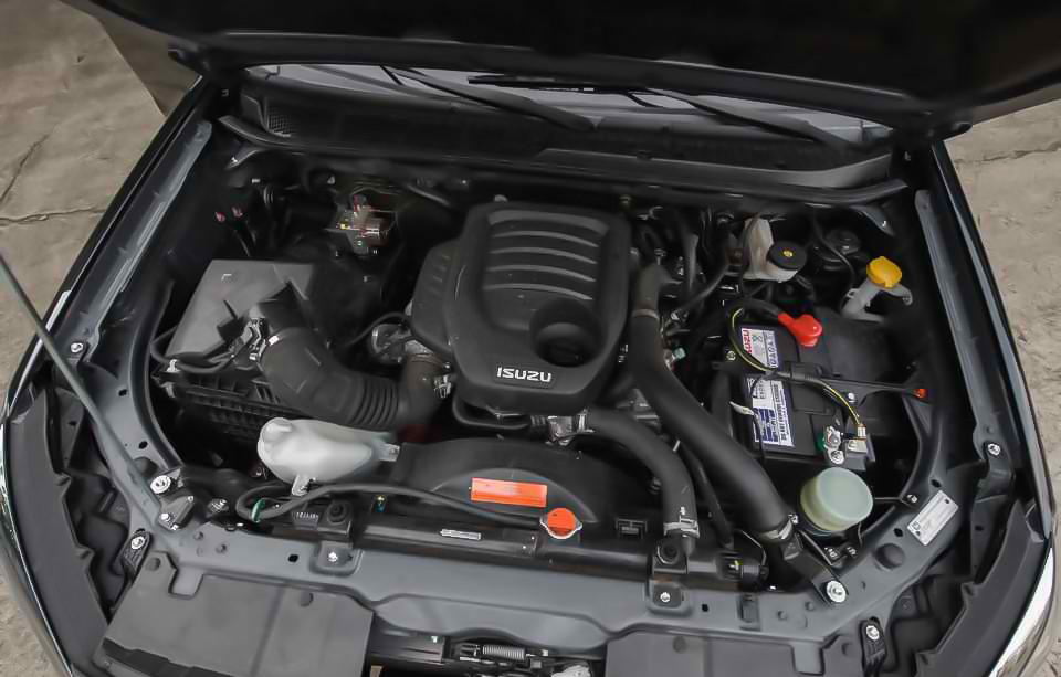 Isuzu D-Max 2018 - xe ngựa động cơ nhỏ, công suất lớn - Hình 10