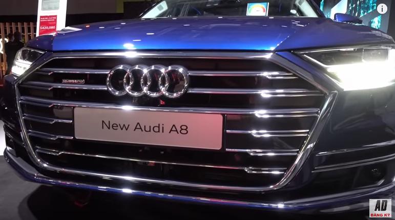 Trải nghiệm Audi A8L 2019: Tuyệt tác công nghệ đỉnh cao - Hình 1