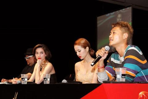 Trước Next Top châu Á, Hồ Ngọc Hà từng nhiều lần xuất hiện tại sự kiện Quốc tế khiến fan nở mặt - Hình 7