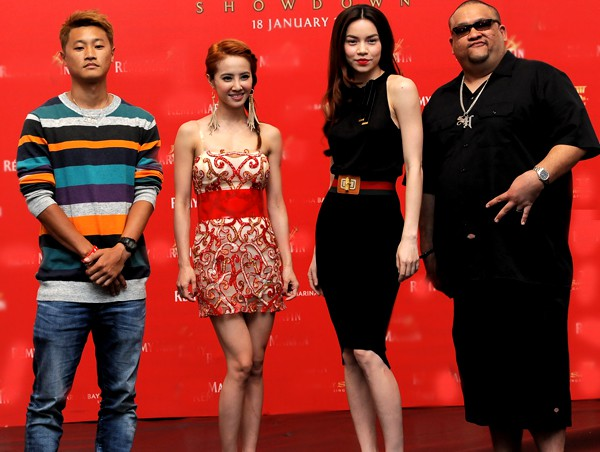 Trước Next Top châu Á, Hồ Ngọc Hà từng nhiều lần xuất hiện tại sự kiện Quốc tế khiến fan nở mặt - Hình 6