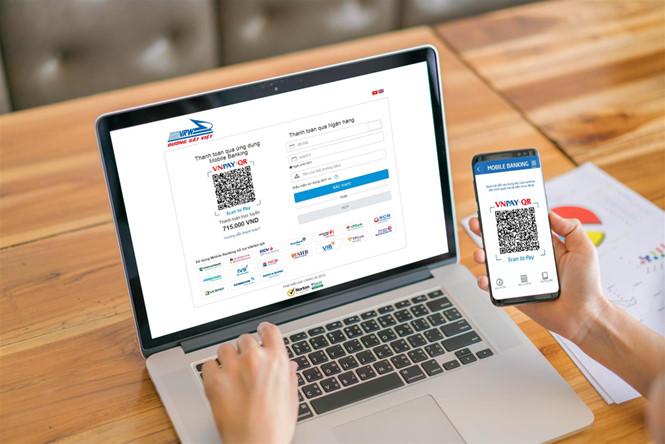 Đã có thể thanh toán vé tàu trực tuyến nhanh và tiện hơn bằng QR Code - Hình 1
