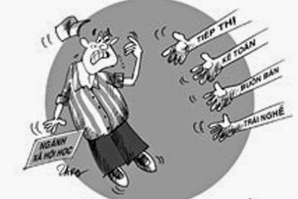 Góc hài hước về cử nhân thất nghiệp - Hình 9
