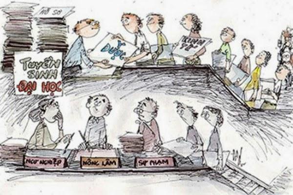 Góc hài hước về cử nhân thất nghiệp - Hình 5