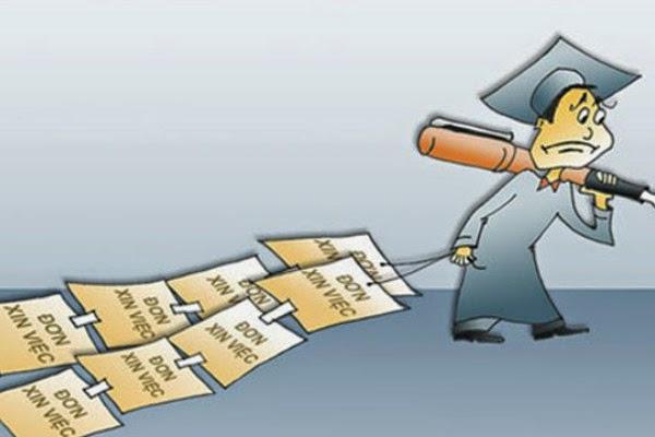 Góc hài hước về cử nhân thất nghiệp - Hình 7