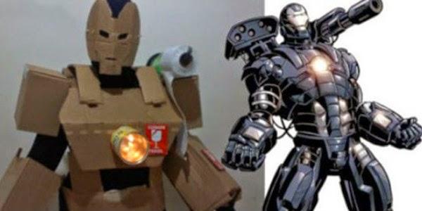 Hình ảnh avatar hài hước về những cosplay - Hình 6