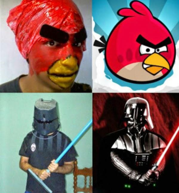 Hình ảnh avatar hài hước về những cosplay - Hình 8
