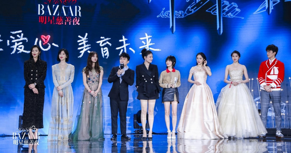 Những nữ thần mới showbiz Trung Quốc nổi bật trên thảm đỏ - Hình 15