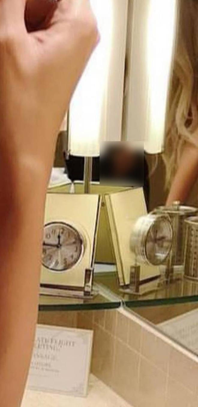 Dân tình mắt tròn mắt dẹt vì của quý của một người bí ẩn bỗng xuất hiện trong ảnh của Hoa hậu Pia Wurtzbach - Hình 2