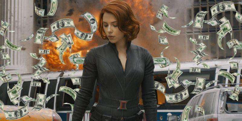 Scarlett Johansson nhận cát-sê $15 triệu khi tham gia phim riêng của Black Widow? - Hình 1