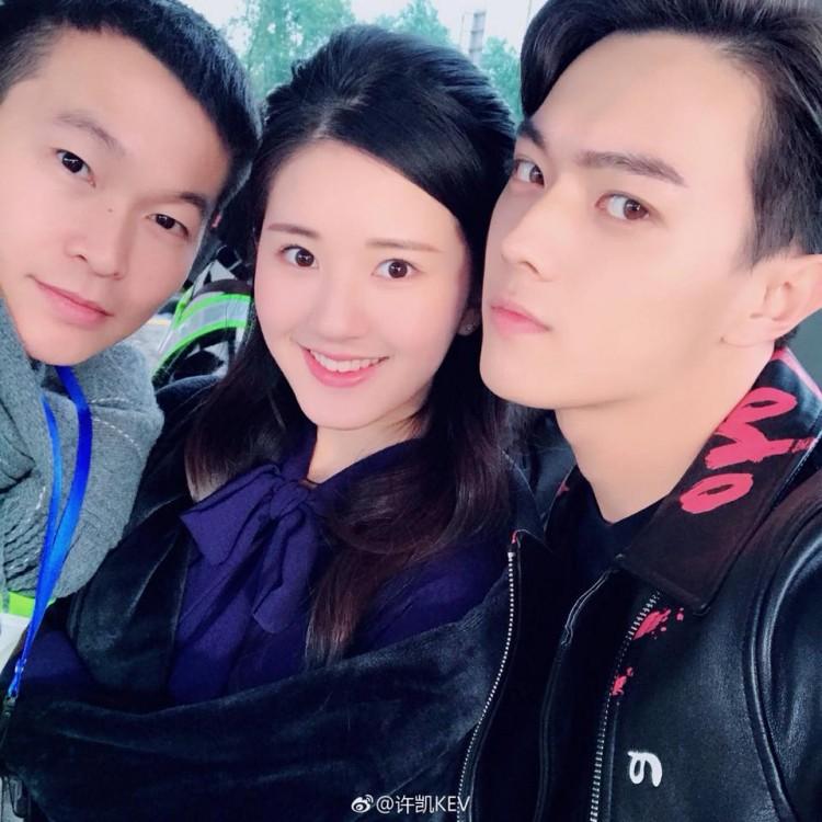 Hứa Khải trở thành nam chính trong Trái tim mùa thu phiên bản Trung Quốc - Hình 13