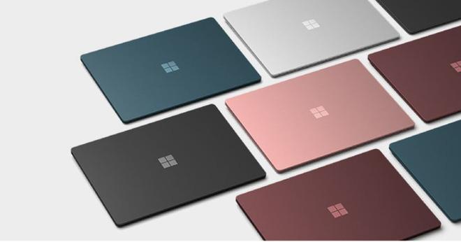 Microsoft trình làng Surface Laptop 2 màu hồng, dành riêng cho thị trường Trung Quốc - Hình 2