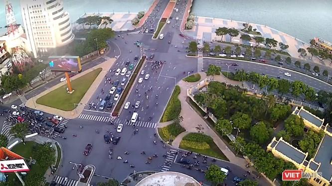 Đà Nẵng sắp có 2 hầm chui qua nút giao thông phía Tây cầu Rồng - Hình 1