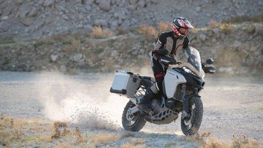 Ducati chuẩn bị tung ra siêu mô tô địa hình mới: Multistrada 1260 Enduro - Hình 7