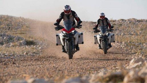 Ducati chuẩn bị tung ra siêu mô tô địa hình mới: Multistrada 1260 Enduro - Hình 9